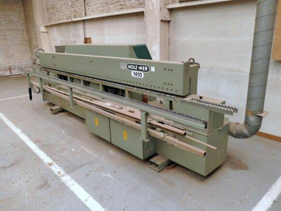 Sale holz her 1410 industrial equipment for  by auction - 1982
