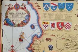 Trace your family origins with the Huguenot Heritage Map Set