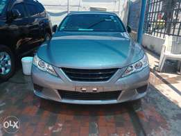 Toyota Mark x KCN number