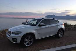 2009 BMW X6 xDRIVE35d Individual - with extras