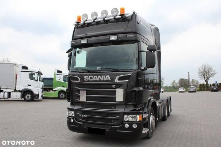 Scania R V8 6x2 560kM - 2013