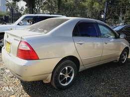 Very clean Toyota nze luxel