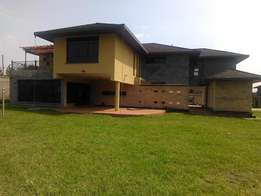A palatial 5 bedroom house in Runda