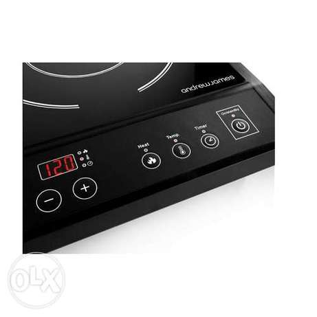 Andrew James Digital Electric Double Induction Hob (Brand New) Lagos Island West - image 2