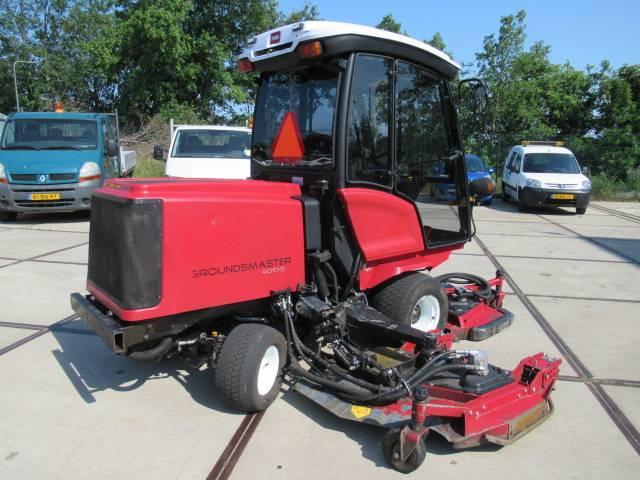 Toro Groundsmaster 4010 - D 4WD Airco - Klima - 2011
