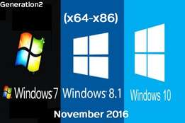 Windows All In One (Windows 7, 8.1 and 10 AIO)