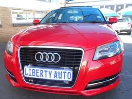 2012 Audi A3 Attraction TFSi 71,969 km Double Panoramic Sun Roof Turbo