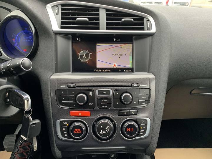 Citroën C4 1.6 HDI 92PS LCV(N1) Navi Digit LED Net 5999 EUR - 2014 - image 9