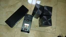 Home theater surround speakers (LG)