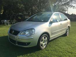 Vw polo 1.9tdi 2006 R89900