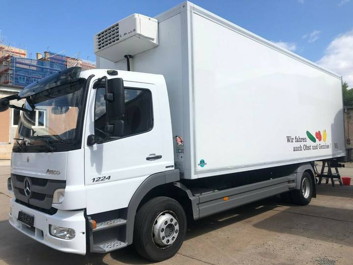 Mercedes-Benz Atego 1224 Thermoking V 600 max. - 2013