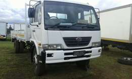 Nissan ud80 truck up for grabs at a bargain !