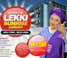 Hot Promo: Introducing Lekki Sunrise Garden