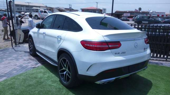 GLE 450, first body, full option,full duty payment, buy and drive, DVD Lekki - image 2