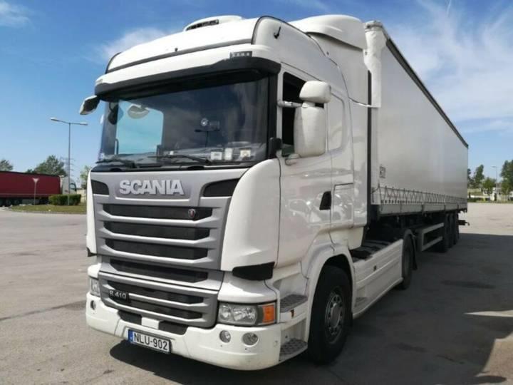 Scania R410 - 2010