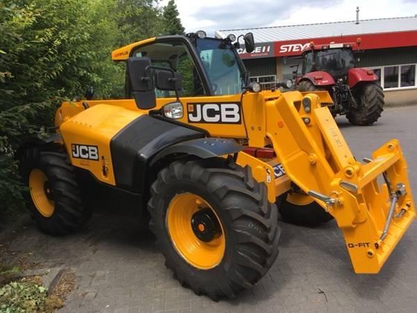 JCB 541-70 Agri Plus verreiker / loader - 2018