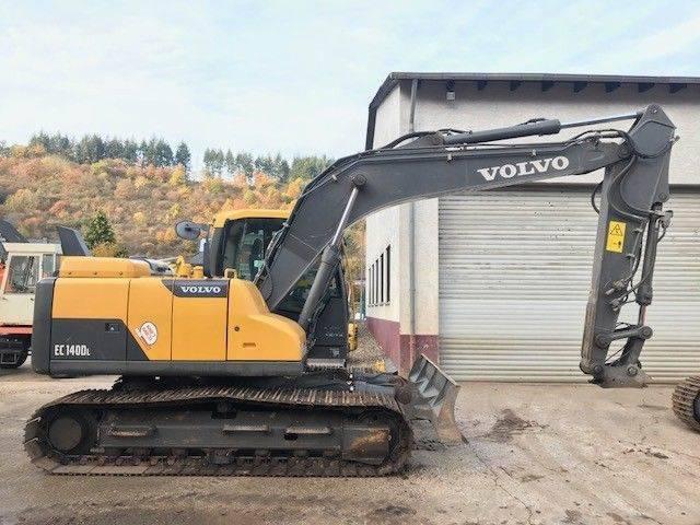 Volvo Ec 140 Dl *nur 2450 Betriebsstunden*schild!* - 2012