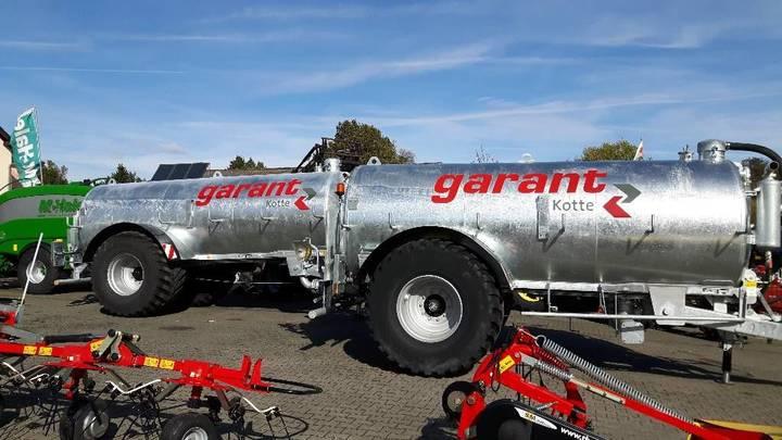 Kotte Garant 14000 liquid manure spreader - 2016