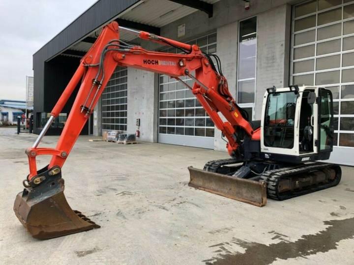 Kubota KX080-3 Verstellausleger - 2012