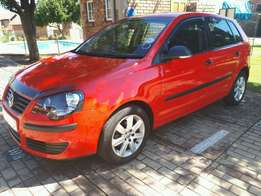 Polo hatchback in pristine condition for sale