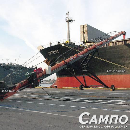 Batco New Mobilnye lentochnye konveyery  seriya 2400, 380 t/ch