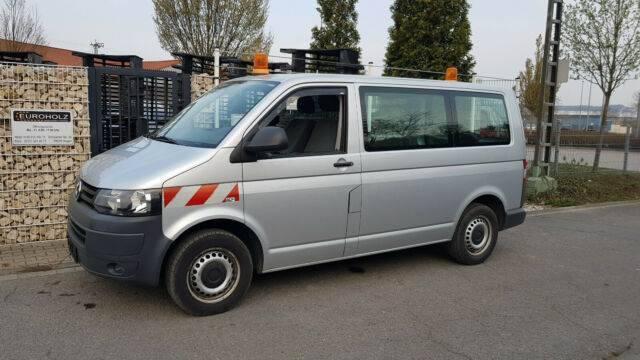 Volkswagen T5 2.0 Diesel 4 Motion 4x4 Webasto - 2012