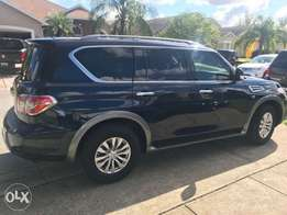 Clean US Used Nissan Armada 2017