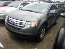 Just arrived foreign used dark Grey 2008 Ford edge for sale