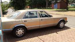 For sale must go urgent sale 1981 Mercedes!!