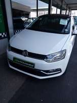2014 VW Polo 1.2 TSI Highline