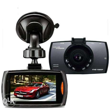 HD 1080P Portable Car Camcorder DVR New And With All Accesorries Nairobi CBD - image 1