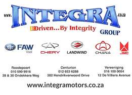 Finance and Insurance Manager(F & I) -Centurion