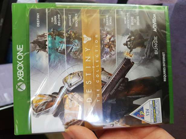 Destiny the collection Xbox one game Bryanston - image 1