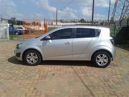 2013 Chevrolet Sonic 1.4Ls Hatch For sale R90000 Is Available.