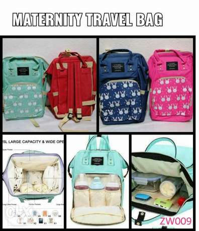 Maternity travel bag