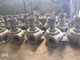 Electric motors and sand drainge pump