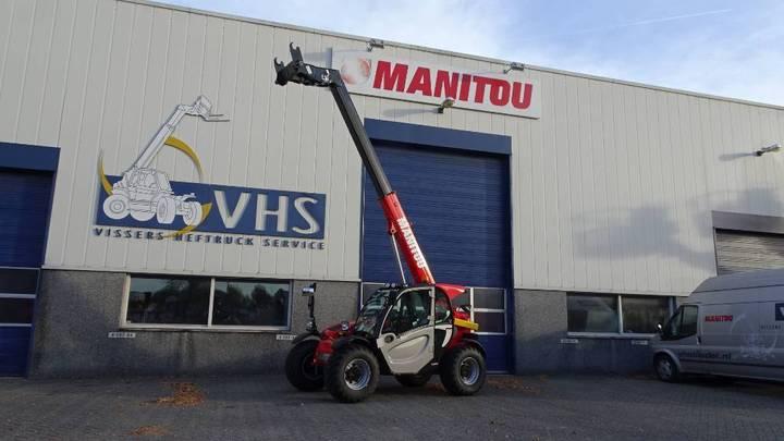 Manitou Mlt 625-75 H - 2019