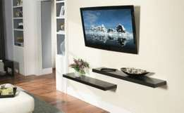 Flat screens TV wall mounting & bracketing services