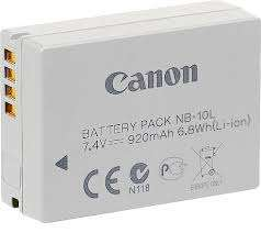 New Canon battery nb10l 920mah Ngara East - image 1