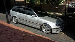 Bmw 328i Turbo Touring