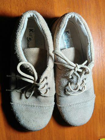 Дитяче взуття туфлі розмір 30 натуральний замш  280 грн. - Детская ... a0d377ed3f648