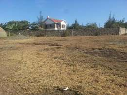 1/4 of an acre for sale in membly opposite padre pio shine at 10m