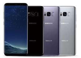 Samsung Galaxy S8 Brand new sealeed at shop 2yrs warrant free glass