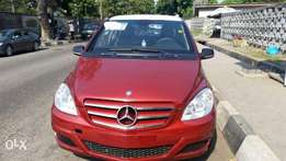 Mercedez Benz 2008 B200 (Painted) ATW Located at Lagos Island