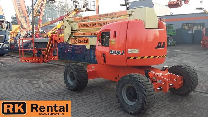JLG 510AJ - 2004