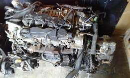 VW POLO 1.4 COMPLETE ENGINE Complete cylinder head