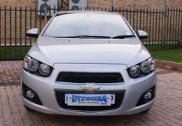 Chevrolet Sonic 1.63 Ls A/T