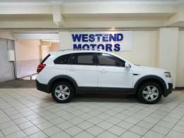 2014 Chevrolet Captiva 2.4 Lt A/t for sale