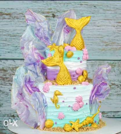 Customized homemade cakes for all your occasions
