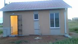 Two beds House for rent